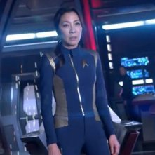 Star Trek: Discovery, Michelle Yeoh in una scena