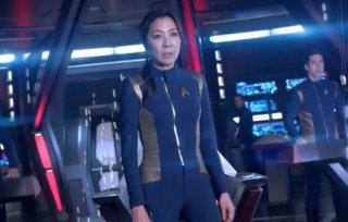 Star Trek: Discovery, Michelle Yeoh in una scena