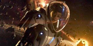 Star Trek: Discovery, Sonequa Martin-Green in una scena