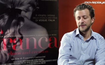 Franca: Chaos and Creation - Video intervista a Francesco Carrozzini