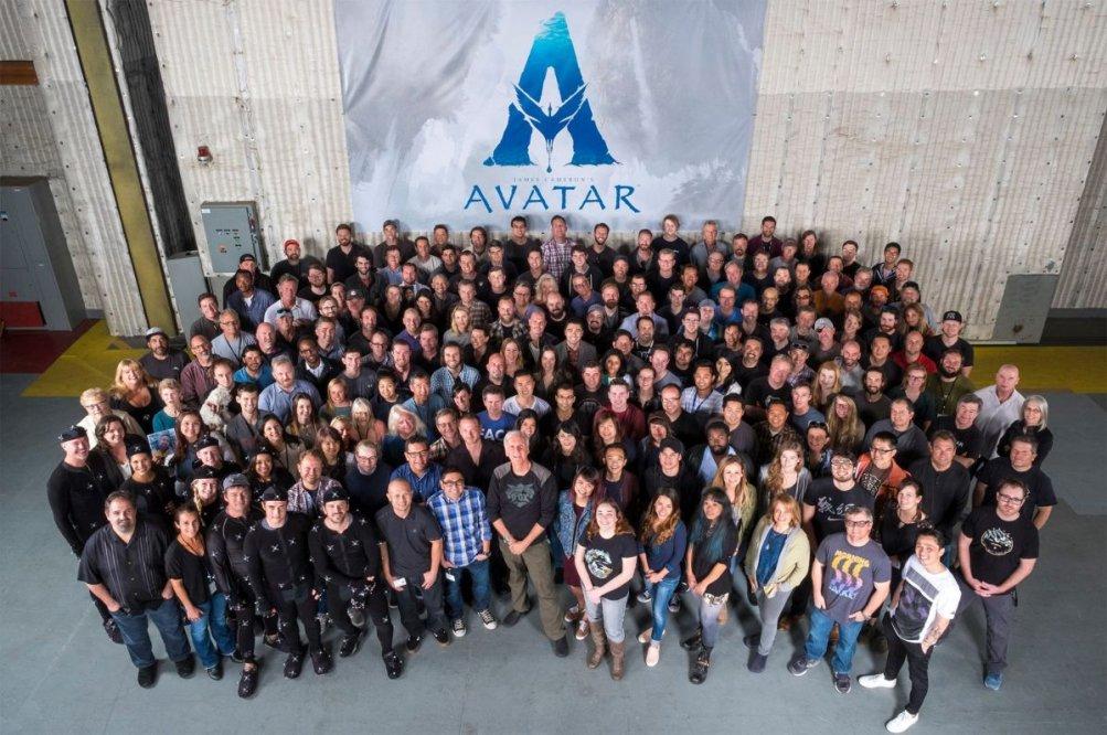 Avatar 2: il cast e la troupe del sequel