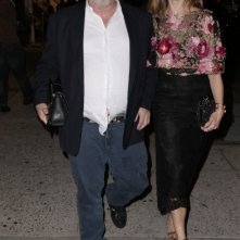 Quentin Tarantino Party: Harvey Weinstein e la moglie Georgina Chapman
