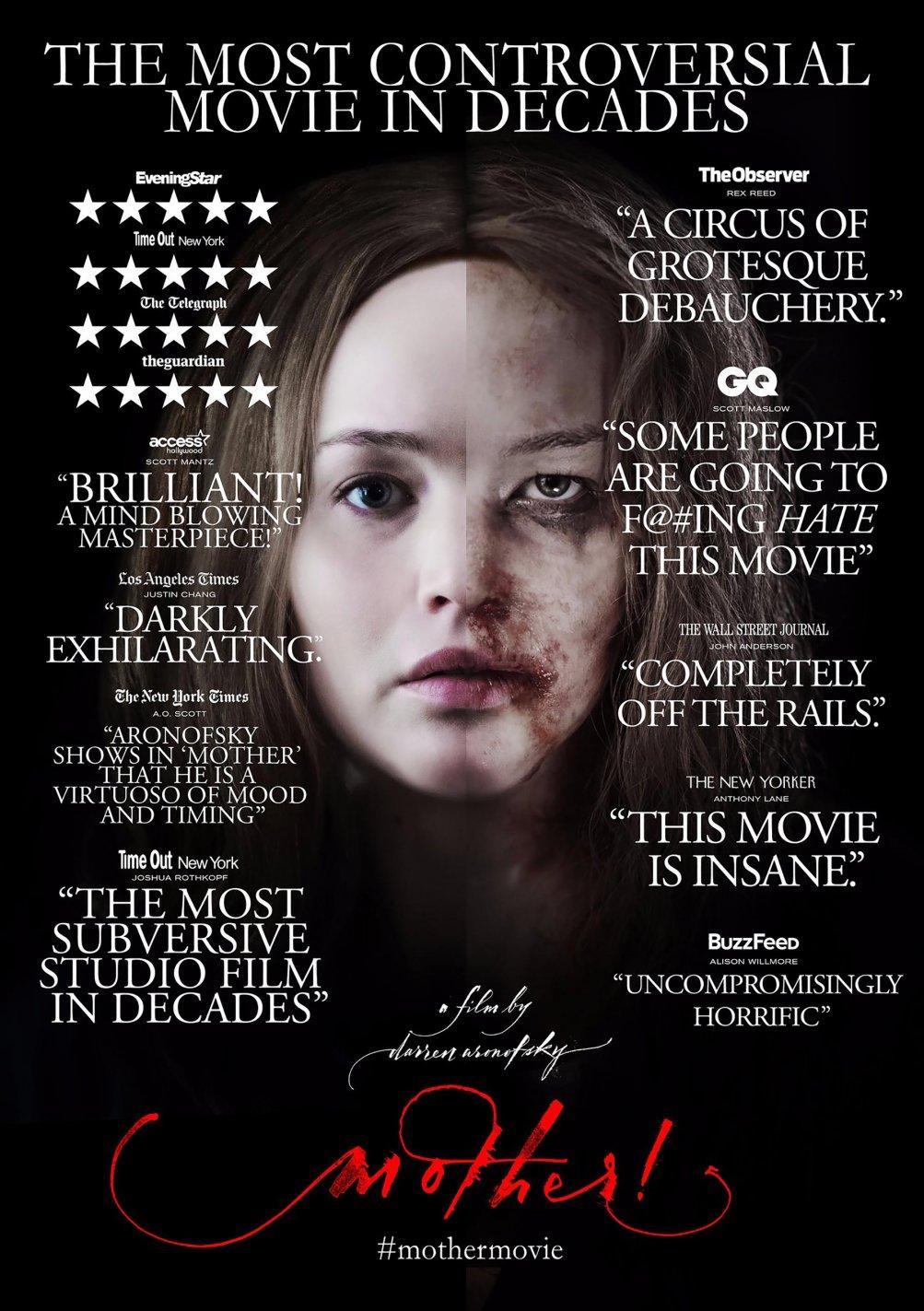 madre! - Un nuovo poster del film