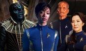 Star Trek: Discovery e l'inizio di un nuovo viaggio