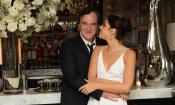 Quentin Tarantino festeggia il fidanzamento con una 'Pulp Fiction' reunion