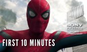 Spider-Man: Homecoming - First 10 Minutes!