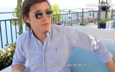 Noi siamo tutto: Video intervista a Nick Robinson