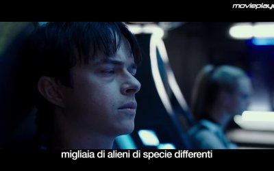 Valerian e la città dei mille pianeti: Video intervista a Luc Besson
