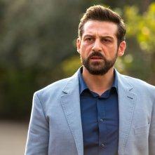 Il contagio: Maurizio Tesei in una scena del film