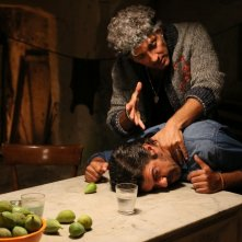 Chi m'ha visto: Pierfrancesco Favino e Beppe Fiorello in un'immagine del film