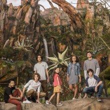 Avatar: una foto dei giovani interpreti del sequel