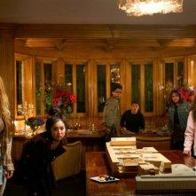 Runaways: una foto dei protagonisti della serie
