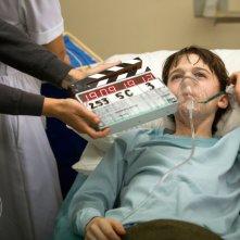 Stranger Things: Noah Schnaap sul set della seconda stagione