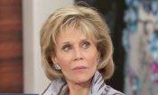 """Jane Fonda """"gela"""" l'intervistatrice dopo una domanda sulla chirurgia estetica"""