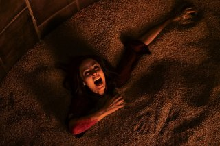 Jigsaw: Laura Vandervoort in una terrificante sequenza