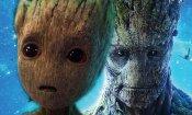 """Guardiani della Galassia, James Gunn: """"Groot è morto, Baby Groot è un altro personaggio!"""""""