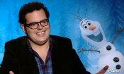 Frozen 2: inizia la lavorazione, Josh Gad in sala di registrazione!