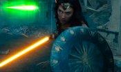 Wonder Woman vs Star Wars: Gal Gadot combatte con la spada laser! (VIDEO)