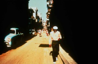 Buena Vista Social Club: un'immagine del documentario