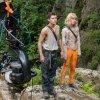 Chaos Walking: Tom Holland e Daisy Ridley nella prima foto del film