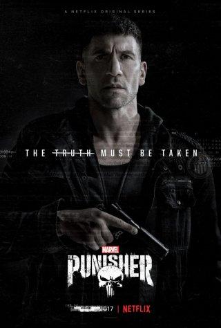 The Punisher: Frank Castle a caccia della verità nella nuova locandina