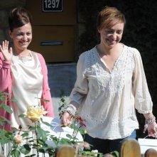 Cure a domicilio: Alena Mihulová e Tatiana Vilhelmová in una scena del film