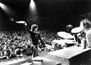 Gimme Shelter: un'immagine del documentario
