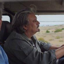 Il vangelo secondo Mattei: Antonio Andrisani e Pascal Zullino in una scena del film