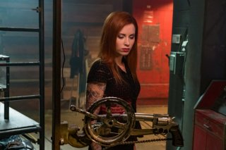 Saw: Legacy, Hannah Emily Anderson in un momento del film