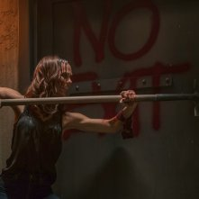 Saw: Legacy, Laura Vandervoort in una scena del film