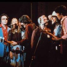 L'ultimo valzer: un'immagine del documentario di Scorsese