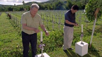 Una scomoda verità 2: Al Gore in un momento del documentario