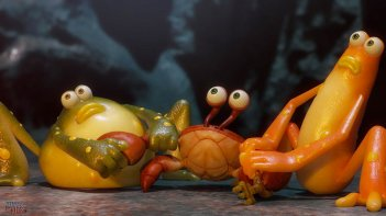 Vita da giungla: alla riscossa! - Il film, un'immagine tratta dal film d'animazione