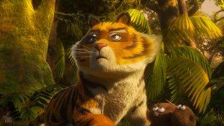 Vita da giungla: alla riscossa! - Il film, una scena del film animato