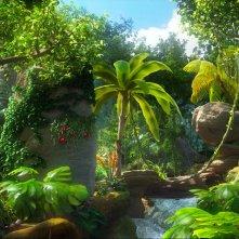 Vita da giungla: alla riscossa! - Il film, un'immagine tratta dal film animato