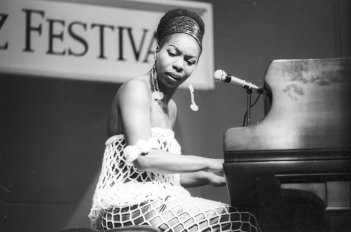 What Happened, Miss Simone?: una scena del film