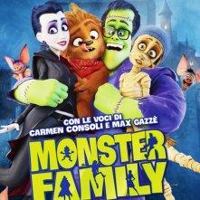 Locandina di Monster Family