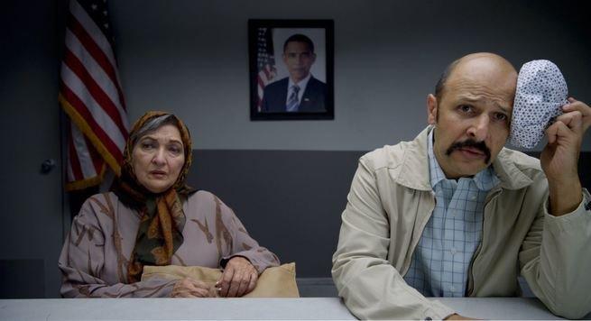 Una scena di Jimmy Vestvood - Benvenuti in Amerika