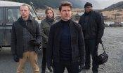 Mission: Impossible 6, Tom Cruise di nuovo in azione dopo l'infortunio