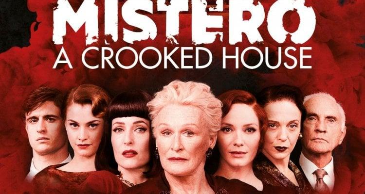 Risultati immagini per Mistero a crooked house. film