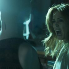 Isla Fisher in una scena di Visions