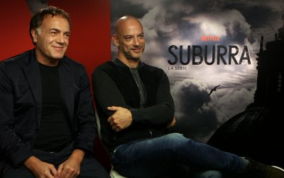 Suburra - La serie, Filippo Nigro e Francesco Acquaroli coppia criminale: il Samurai ha un nuovo alleato
