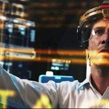 Replicas: un primo piano di Keanu Reeves nella prima immagine del film