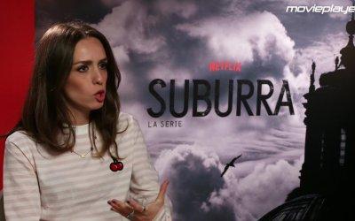 Suburra: Video intervista ad Alessandro Borghi