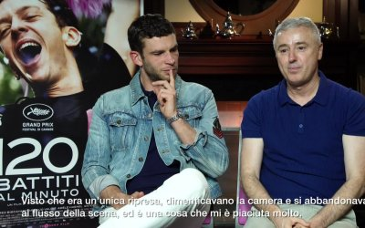 120 battiti al minuto - Video intervista
