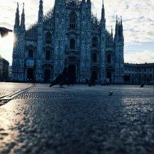 Le energie invisibili - Da Milano a Roma in cammino: un'immagine tratta dal documentario di Luca Contieri