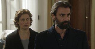 Dove non ho mai abitato: Emmanuelle Devos e Fabrizio Gifuni in un momento del film