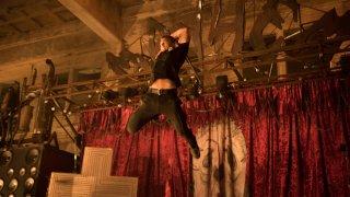 Blood Drive: una scena d'azione della serie