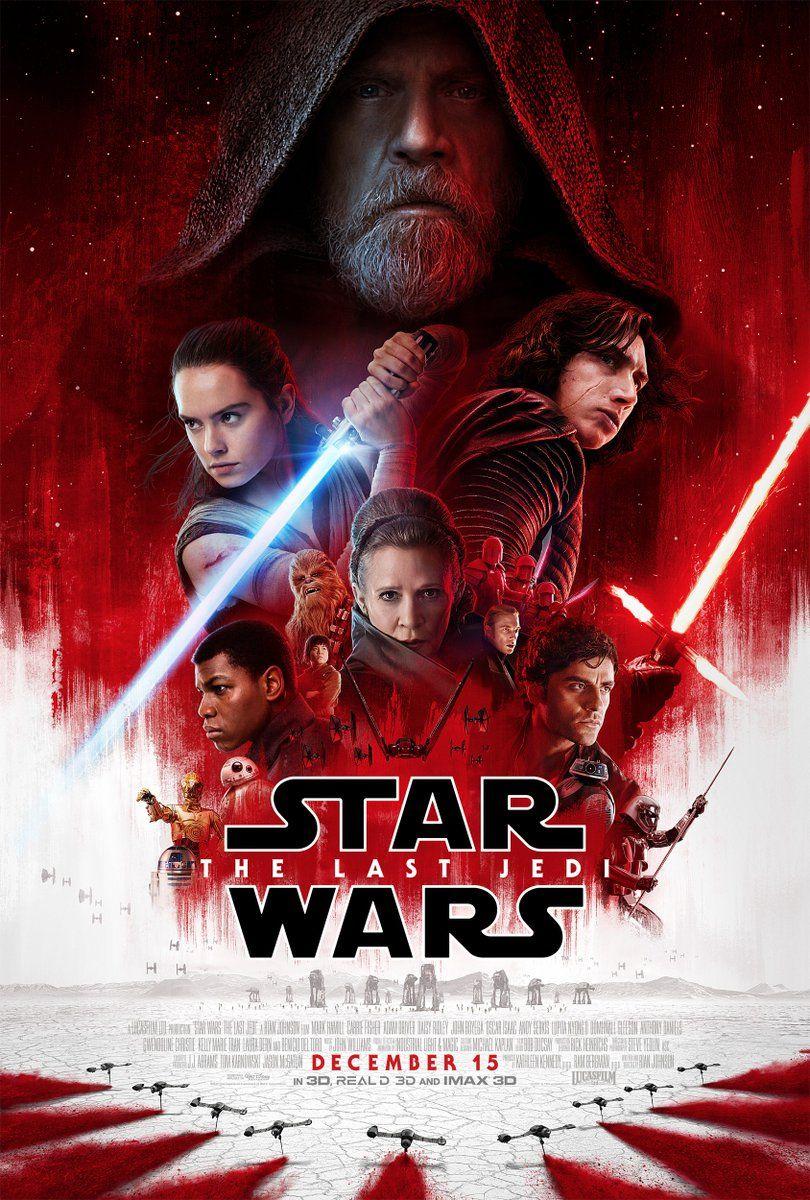 Star Wars: Gli Ultimi Jedi, la nuova locandina originale
