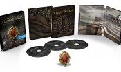 Il trono di spade: a dicembre la stagione 7 in DVD, Blu-ray e una speciale steelbook. Ecco extra e package